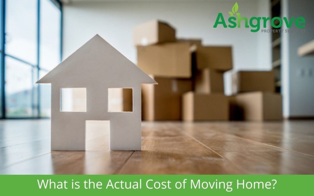 What is the Actual Cost of Moving Home?