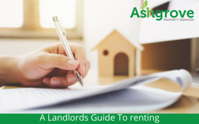 A Landlords Guide to Renting